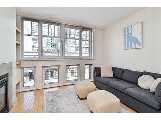 "Photo 7: 304 1072 HAMILTON Street in Vancouver: Yaletown Condo for sale in ""CRANDALL BUILDING"" (Vancouver West)  : MLS®# V1064027"
