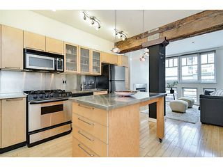 "Photo 2: 304 1072 HAMILTON Street in Vancouver: Yaletown Condo for sale in ""CRANDALL BUILDING"" (Vancouver West)  : MLS®# V1064027"