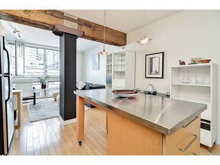 "Photo 3: 304 1072 HAMILTON Street in Vancouver: Yaletown Condo for sale in ""CRANDALL BUILDING"" (Vancouver West)  : MLS®# V1064027"