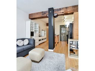 "Photo 8: 304 1072 HAMILTON Street in Vancouver: Yaletown Condo for sale in ""CRANDALL BUILDING"" (Vancouver West)  : MLS®# V1064027"