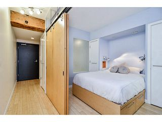 """Photo 9: 304 1072 HAMILTON Street in Vancouver: Yaletown Condo for sale in """"CRANDALL BUILDING"""" (Vancouver West)  : MLS®# V1064027"""