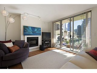 "Photo 1: 408 1225 RICHARDS Street in Vancouver: Downtown VW Condo for sale in ""Eden"" (Vancouver West)  : MLS®# V1069559"