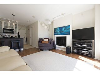 "Photo 5: 408 1225 RICHARDS Street in Vancouver: Downtown VW Condo for sale in ""Eden"" (Vancouver West)  : MLS®# V1069559"