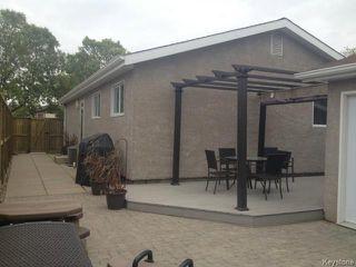 Photo 11: 316 Le Maire Street in WINNIPEG: Fort Garry / Whyte Ridge / St Norbert Residential for sale (South Winnipeg)  : MLS®# 1425076