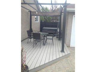 Photo 13: 316 Le Maire Street in WINNIPEG: Fort Garry / Whyte Ridge / St Norbert Residential for sale (South Winnipeg)  : MLS®# 1425076