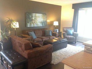 Photo 3: 316 Le Maire Street in WINNIPEG: Fort Garry / Whyte Ridge / St Norbert Residential for sale (South Winnipeg)  : MLS®# 1425076