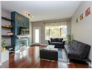 """Photo 2: 36 14959 58TH Avenue in Surrey: Sullivan Station Townhouse for sale in """"Skylands"""" : MLS®# F1424869"""