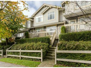 """Photo 1: 36 14959 58TH Avenue in Surrey: Sullivan Station Townhouse for sale in """"Skylands"""" : MLS®# F1424869"""