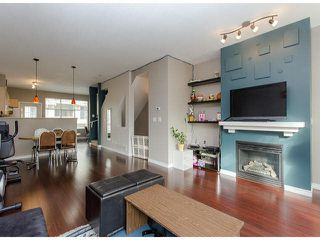 """Photo 4: 36 14959 58TH Avenue in Surrey: Sullivan Station Townhouse for sale in """"Skylands"""" : MLS®# F1424869"""