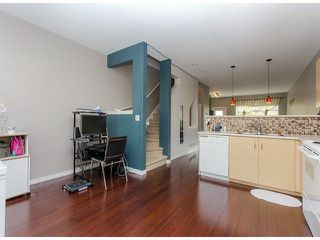 """Photo 9: 36 14959 58TH Avenue in Surrey: Sullivan Station Townhouse for sale in """"Skylands"""" : MLS®# F1424869"""