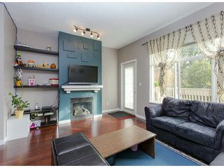 """Photo 3: 36 14959 58TH Avenue in Surrey: Sullivan Station Townhouse for sale in """"Skylands"""" : MLS®# F1424869"""