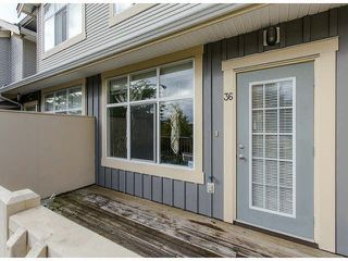 """Photo 20: 36 14959 58TH Avenue in Surrey: Sullivan Station Townhouse for sale in """"Skylands"""" : MLS®# F1424869"""