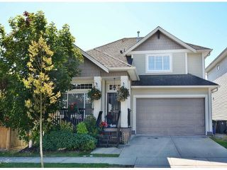"Photo 1: 15066 61A Avenue in Surrey: Sullivan Station House for sale in ""Sullivan Heights"" : MLS®# F1430330"