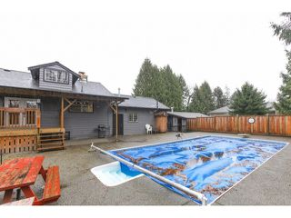 Photo 17: 12531 203RD Street in Maple Ridge: Northwest Maple Ridge House for sale : MLS®# V1102425