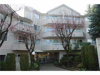 "Main Photo: 302 450 BROMLEY Street in Coquitlam: Coquitlam East Condo for sale in ""BROMLEY MANOR"" : MLS®# V1109047"