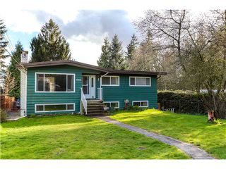 Main Photo: 1906 RHODENA Avenue in Coquitlam: Central Coquitlam House for sale : MLS®# V1112005