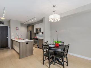 "Photo 3: 113 618 COMO LAKE Avenue in Coquitlam: Coquitlam West Condo for sale in ""EMERSON"" : MLS®# V1113148"