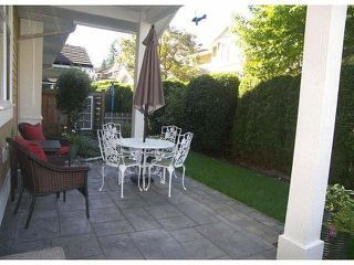 "Photo 11: 43 14655 32ND Avenue in Surrey: Elgin Chantrell Townhouse for sale in ""ELGIN POINTE"" (South Surrey White Rock)  : MLS®# F1436840"