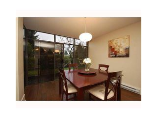 "Photo 5: 112 4101 YEW Street in Vancouver: Quilchena Condo for sale in ""ARBUTUS VILLAGE"" (Vancouver West)  : MLS®# V1118853"