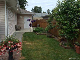 Photo 11: A 1603 BURGESS ROAD in COURTENAY: CV Courtenay City Half Duplex for sale (Comox Valley)  : MLS®# 704314