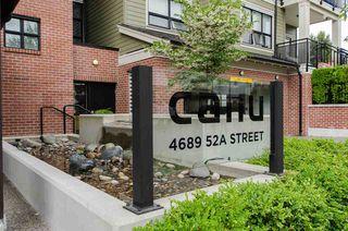 "Photo 2: 302 4689 52A Street in Delta: Delta Manor Condo for sale in ""CANU"" (Ladner)  : MLS®# R2073176"