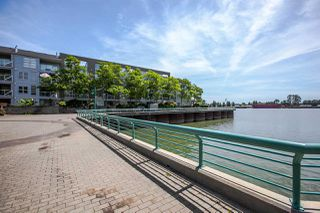 "Photo 18: 208 2020 E KENT AVENUE SOUTH Avenue in Vancouver: Fraserview VE Condo for sale in ""TUGBOAT LANDING"" (Vancouver East)  : MLS®# R2078827"
