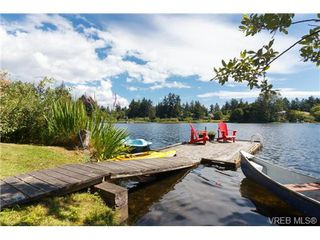 Photo 1: 3131 Glen Lake Rd in VICTORIA: La Glen Lake House for sale (Langford)  : MLS®# 737487
