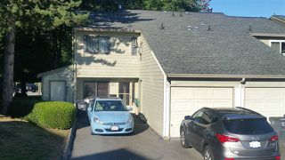 """Photo 1: 1 9970 149TH Street in Surrey: Guildford Townhouse for sale in """"tall timbers"""" (North Surrey)  : MLS®# R2096216"""