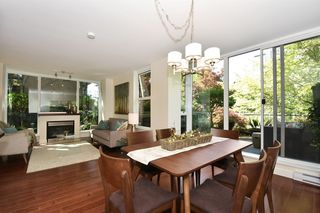 """Photo 4: 1429 W 7TH Avenue in Vancouver: Fairview VW Townhouse for sale in """"SIENNA TOWNHOMES"""" (Vancouver West)  : MLS®# R2104085"""