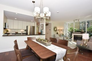 """Photo 6: 1429 W 7TH Avenue in Vancouver: Fairview VW Townhouse for sale in """"SIENNA TOWNHOMES"""" (Vancouver West)  : MLS®# R2104085"""