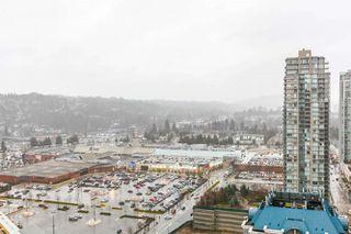 "Photo 18: 2908 1178 HEFFLEY Crescent in Coquitlam: North Coquitlam Condo for sale in ""OBELISK"" : MLS®# R2141129"