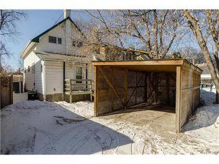 Photo 20: 679 Sherburn Street in Winnipeg: West End Residential for sale (5C)  : MLS®# 1705107