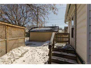 Photo 18: 679 Sherburn Street in Winnipeg: West End Residential for sale (5C)  : MLS®# 1705107