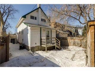 Photo 19: 679 Sherburn Street in Winnipeg: West End Residential for sale (5C)  : MLS®# 1705107