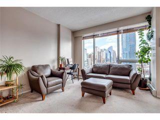 Photo 12: 1406 1053 10 Street SW in Calgary: Beltline Condo for sale : MLS®# C4110004