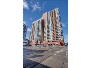 Photo 2: 1406 1053 10 Street SW in Calgary: Beltline Condo for sale : MLS®# C4110004
