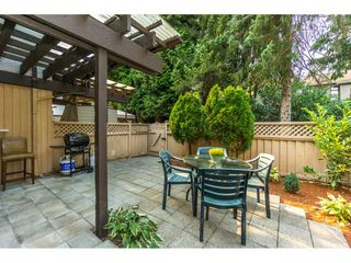 """Photo 2: 13 3046 COAST MERIDIAN Road in Port Coquitlam: Birchland Manor Townhouse for sale in """"WOODSIDE ESTATES"""" : MLS®# R2194202"""