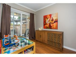 """Photo 11: 13 3046 COAST MERIDIAN Road in Port Coquitlam: Birchland Manor Townhouse for sale in """"WOODSIDE ESTATES"""" : MLS®# R2194202"""