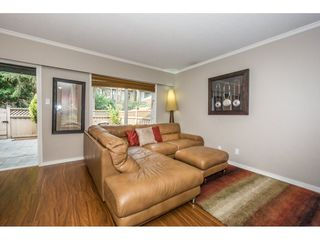 """Photo 5: 13 3046 COAST MERIDIAN Road in Port Coquitlam: Birchland Manor Townhouse for sale in """"WOODSIDE ESTATES"""" : MLS®# R2194202"""