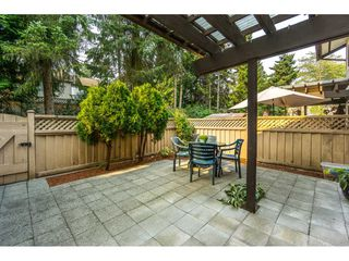 """Photo 20: 13 3046 COAST MERIDIAN Road in Port Coquitlam: Birchland Manor Townhouse for sale in """"WOODSIDE ESTATES"""" : MLS®# R2194202"""