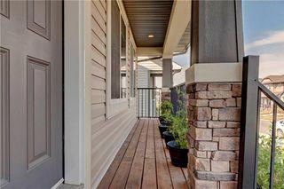 Photo 2: 312 CIMARRON VISTA Way: Okotoks House for sale : MLS®# C4131376
