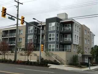 "Photo 1: 307 4815 55B Street in Delta: Hawthorne Condo for sale in ""THE POINTE"" (Ladner)  : MLS®# R2203810"