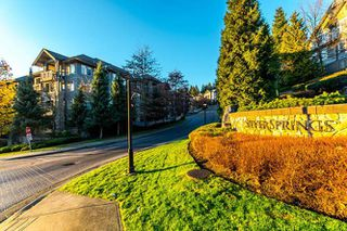 """Photo 17: 401 2998 SILVER SPRINGS Boulevard in Coquitlam: Westwood Plateau Condo for sale in """"Trillium"""" : MLS®# R2226948"""