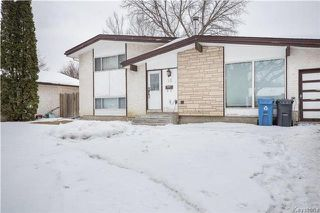 Photo 1: 91 North Lake Drive in Winnipeg: Crestview Residential for sale (5H)  : MLS®# 1731106