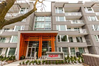 "Photo 1: 204 255 W 1ST Street in North Vancouver: Lower Lonsdale Condo for sale in ""West Quay"" : MLS®# R2242663"