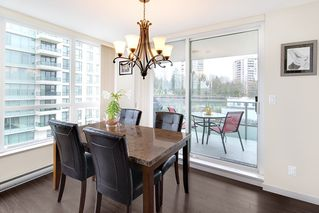 "Photo 9: 705 2232 DOUGLAS Road in Burnaby: Brentwood Park Condo for sale in ""AFFINITY"" (Burnaby North)  : MLS®# R2255169"