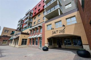 Photo 1: 203 147 Provencher Boulevard in Winnipeg: St Boniface Condominium for sale (2A)  : MLS®# 1815685