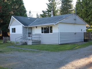 Photo 1: 4807 KING ROAD in CAMPBELL RIVER: CR Campbell River South House for sale (Campbell River)  : MLS®# 792005