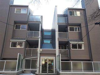 Main Photo: 301 10139 117 Street in Edmonton: Zone 12 Condo for sale : MLS®# E4125867