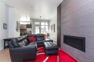 Photo 4: 3 21 Ontario St in VICTORIA: Vi James Bay Row/Townhouse for sale (Victoria)  : MLS®# 797223